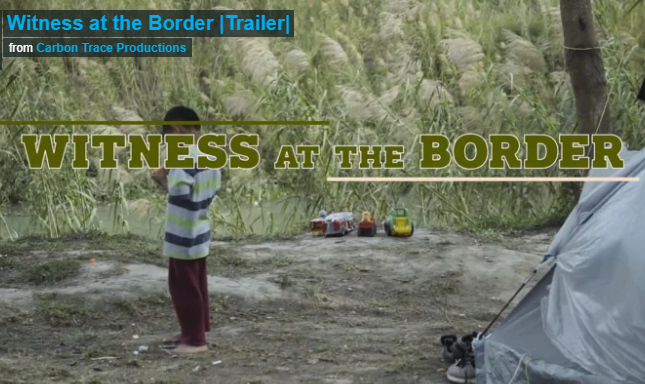 Witness at the Border |Trailer|