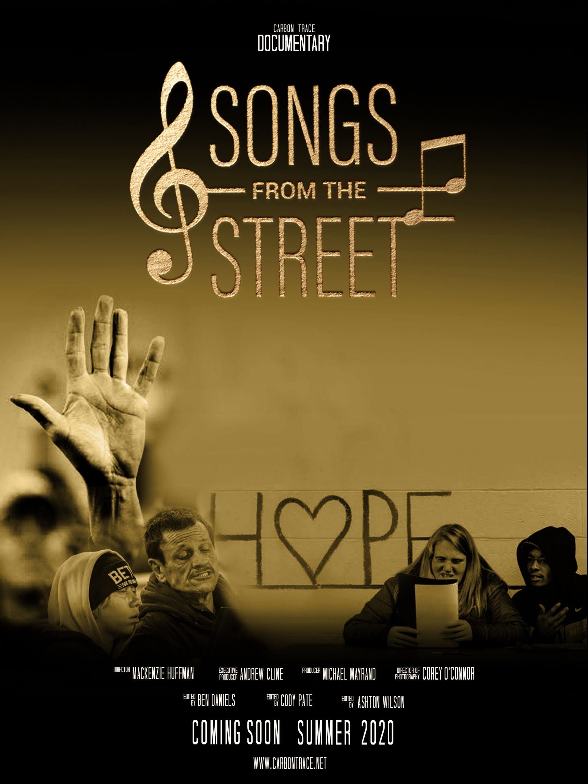 Songs From the Street to Premiere at the Moxie Cinema